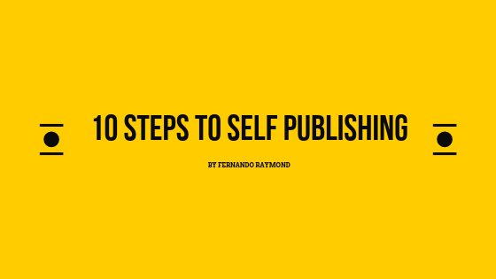 10-steps-to-self-publishing
