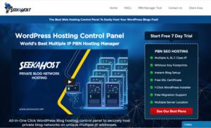 WordPress-Hosting-SeekaPanel