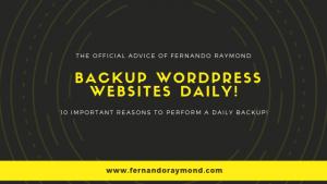 wordpress-website-backups