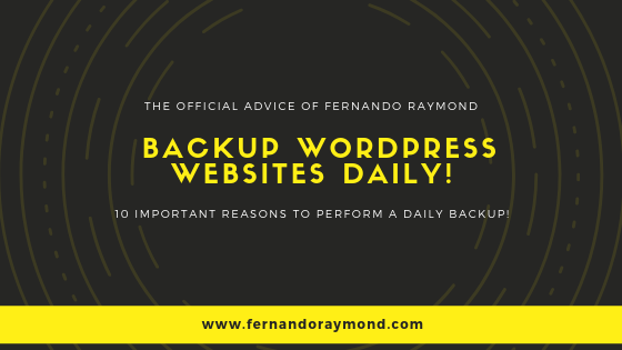 wordpress-website-backups