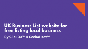 free-uk-business-listing-website