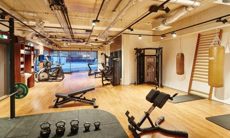 Residence-Inn-by-Marriott-Amsterdam-Gym
