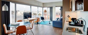 Working-from-Residence-Inn-Amsterdam-Houthavens