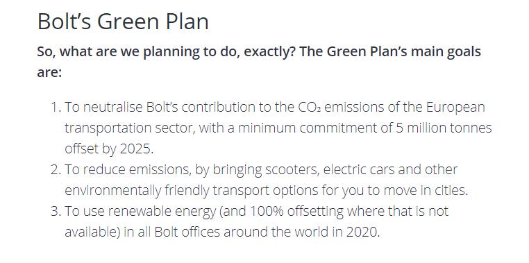 Bolt-Green-Plan