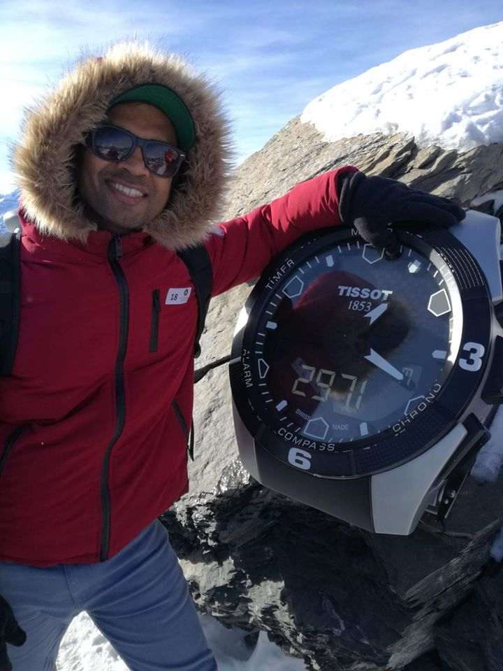 digital-nomad-fernando-raymond-at-Glacier-3000