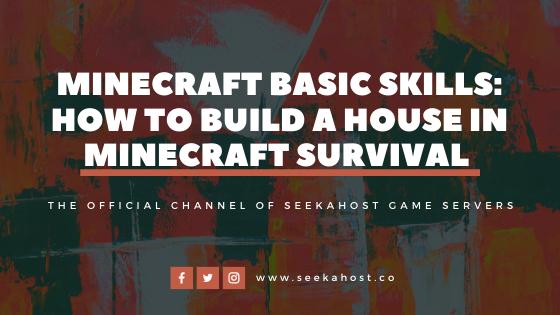 Minecraft-Basic-Skills