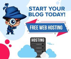 Start A Blog Now