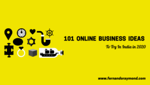 101 Online Business Ideas to start in India