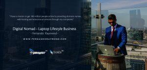 Digital Nomand Lifestyle Business