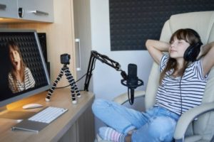 Online voice over services in India