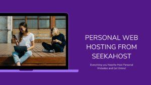 Personal-Web-Host-SeekaHost