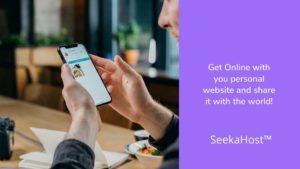 SeekaHost-for-personal-websites