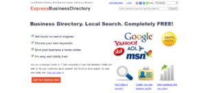.express business directory