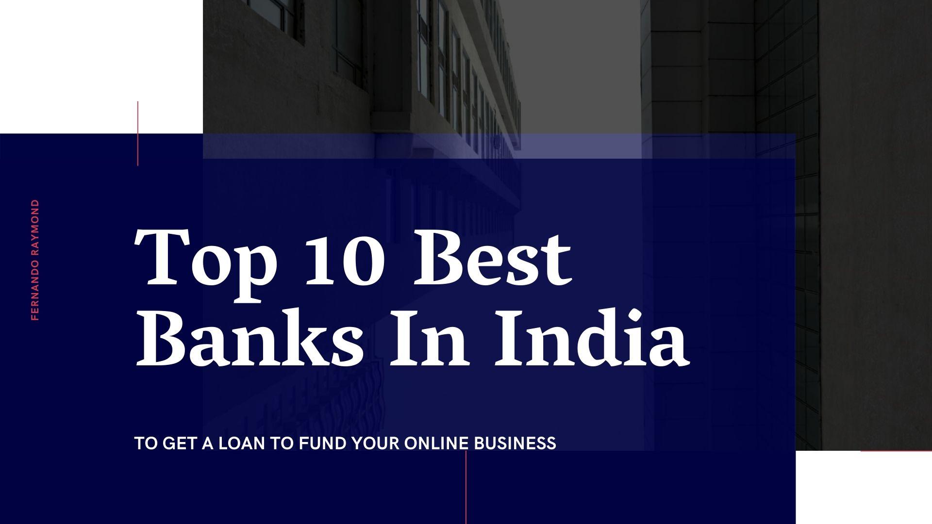 Top-10-Best-Banks-In-India