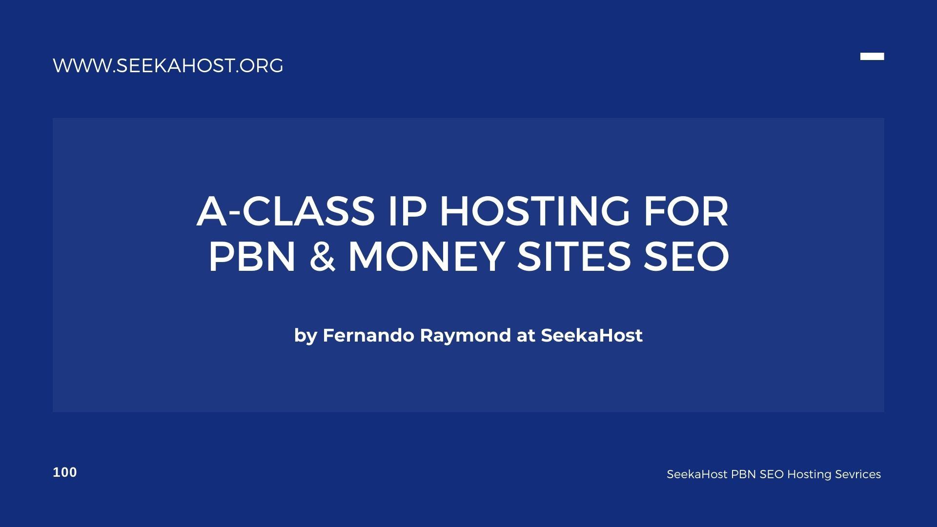 A-Class-IP-Hosting