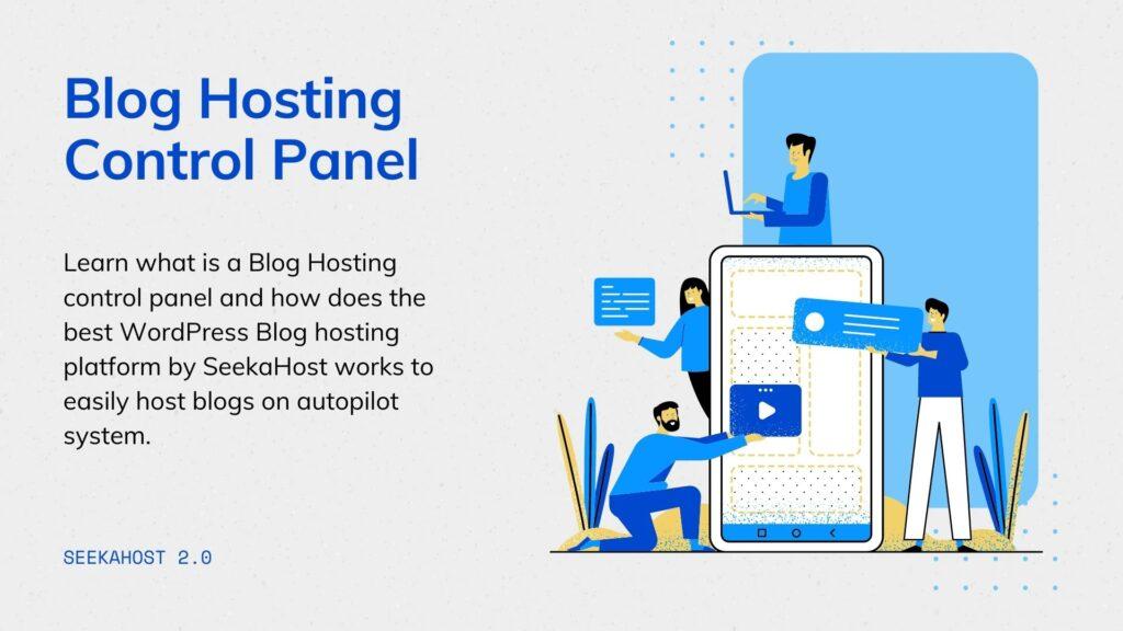 Blog-Hosting-Control-Panel
