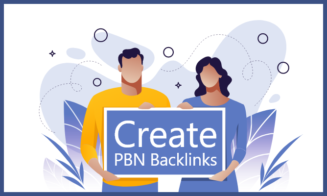 How to create PBN Backlinks