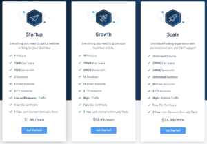 Business Blog Hosting Packages