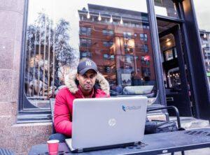 Fernando Raymond Remote Working Digital Nomad
