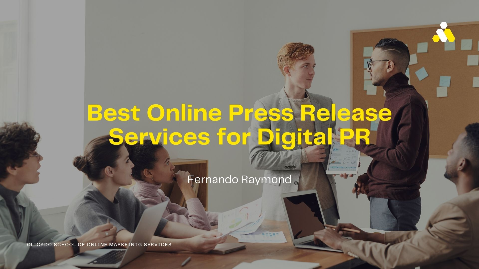 Online-Press-Release-Services