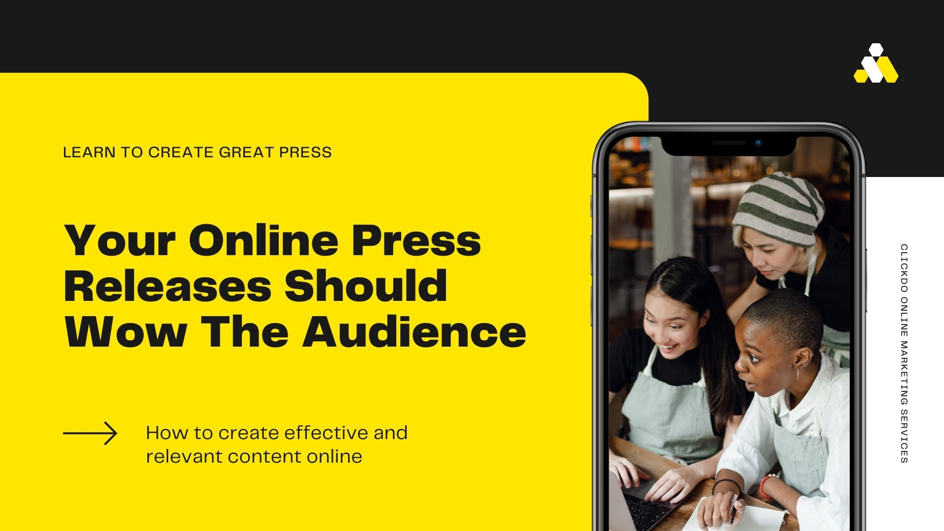 Your-PR-Should-Wow-The-Audience