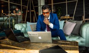 digital nomad Fernando Raymond