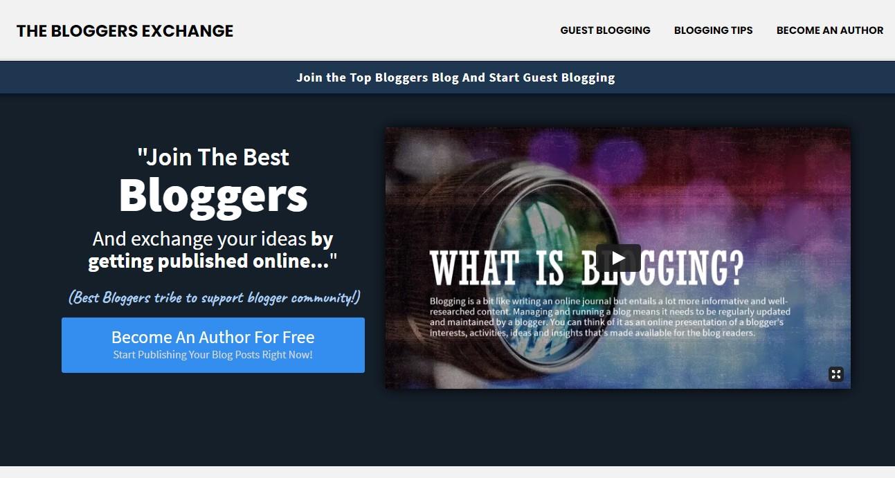 The-Bloggers-Exchange